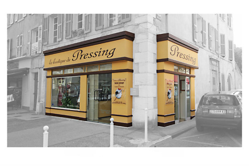La boutique du Pressing - Toulon